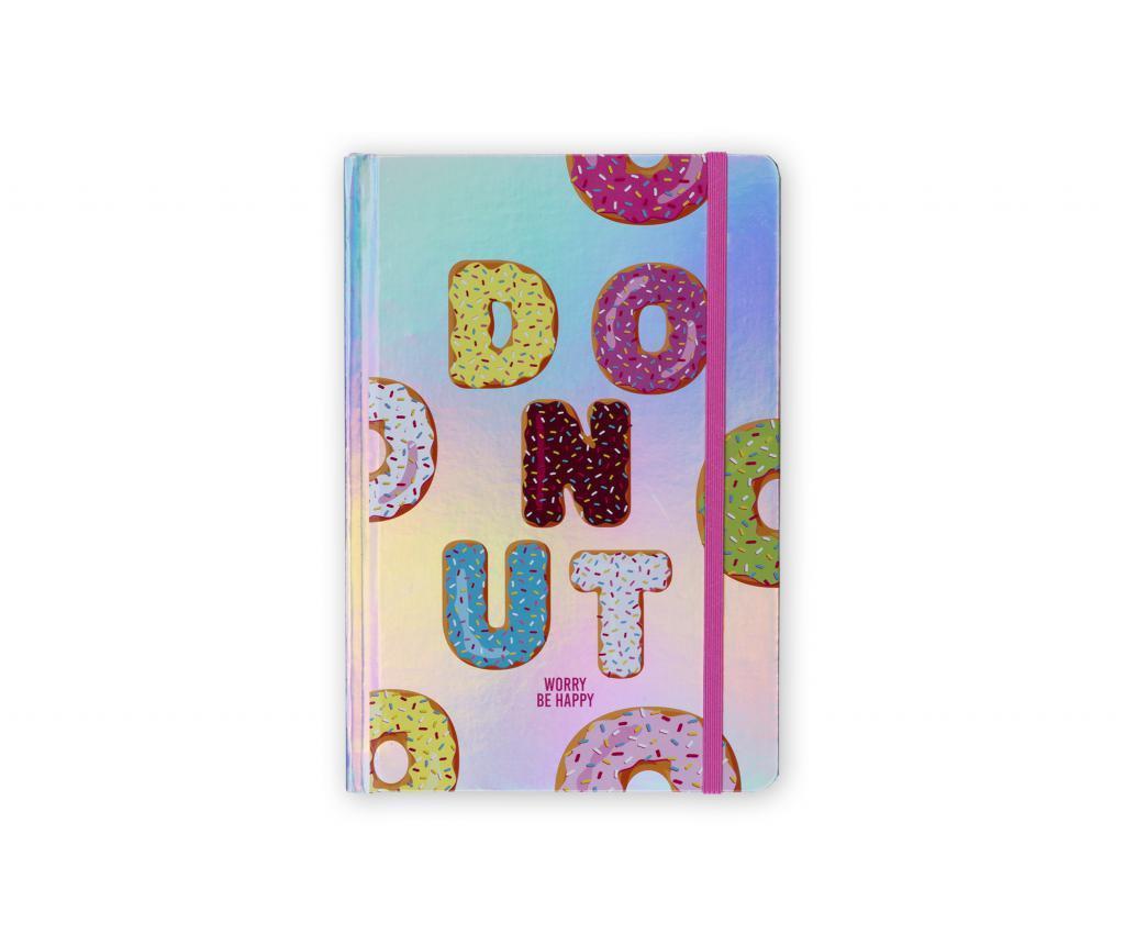 Donut Jegyzetfüzet