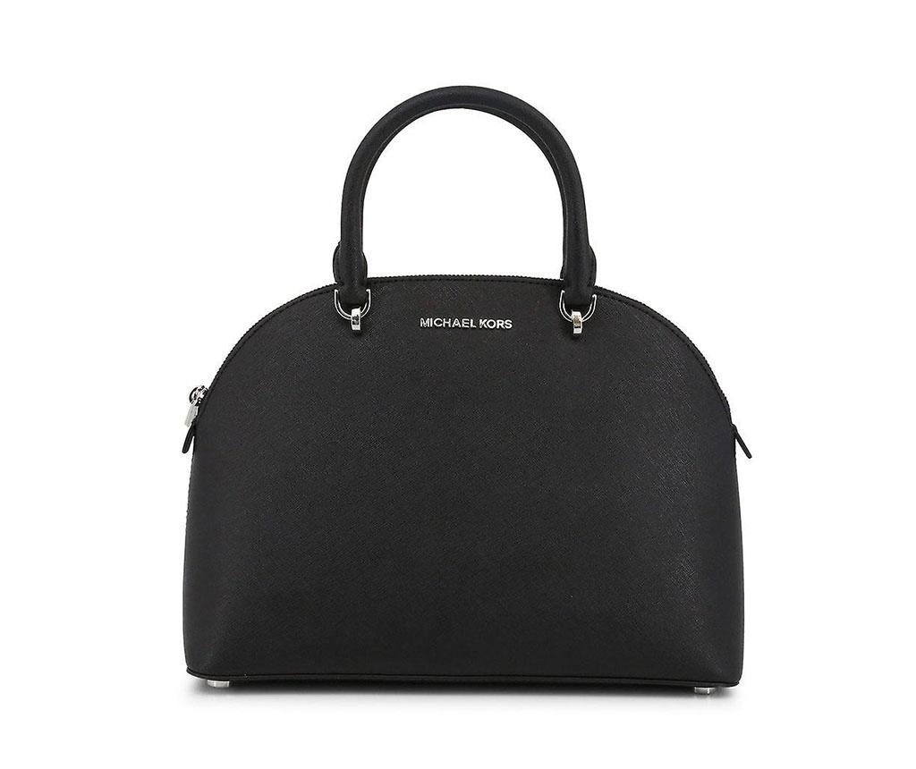 Taška Michael Kors Emmy Satchel Black