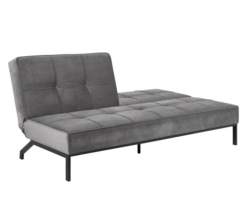 Perugia Grey Kihúzható háromszemélyes kanapé