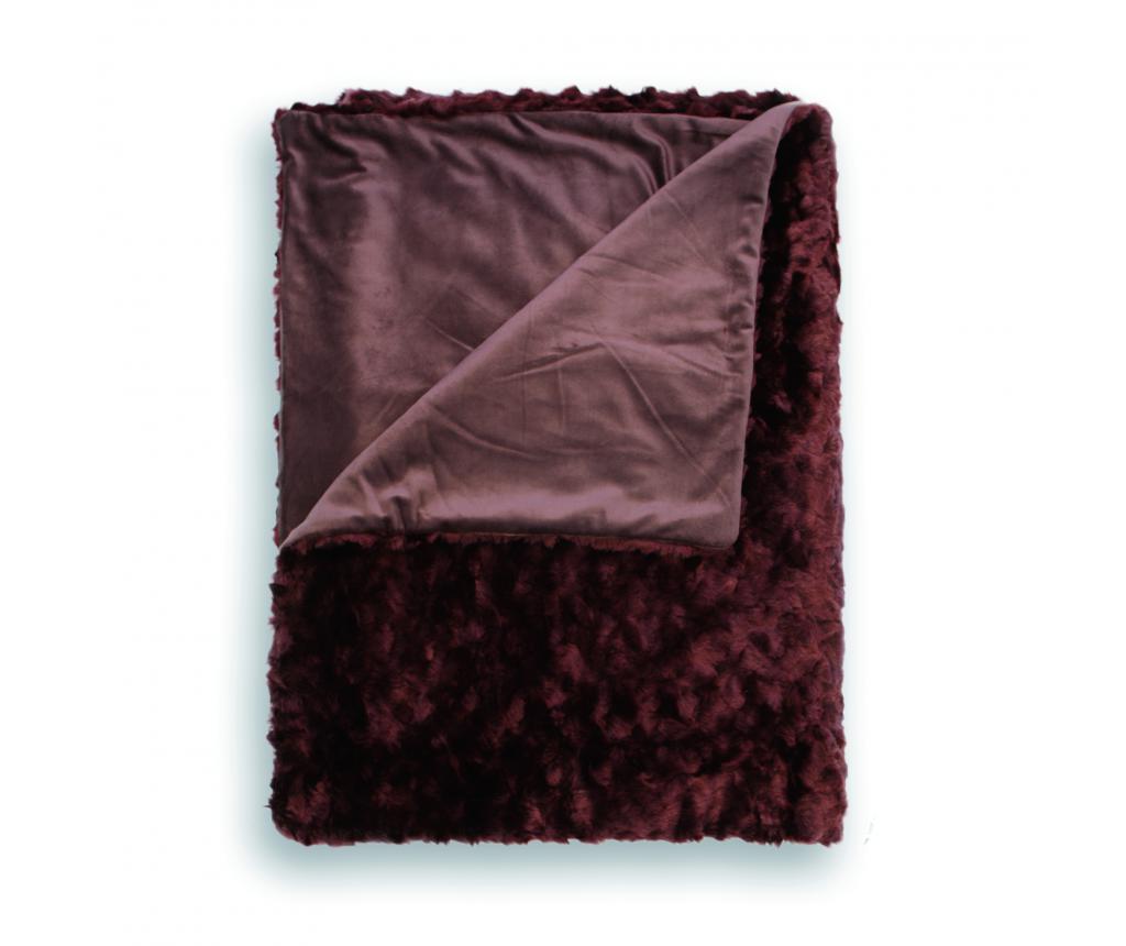Odeja Sheba Brown 150x220 cm