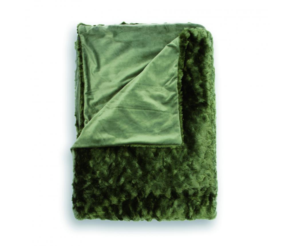 Odeja Sheba Green 150x220 cm