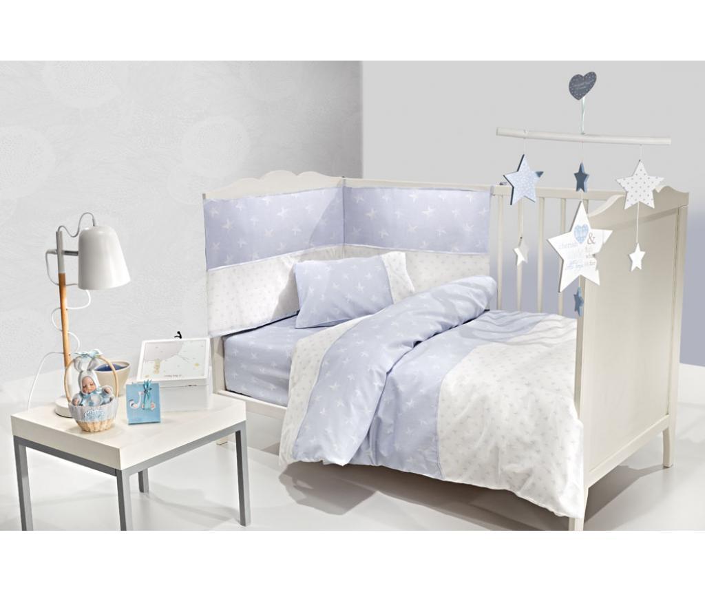 Heaven Blue Gyerek ágynemű