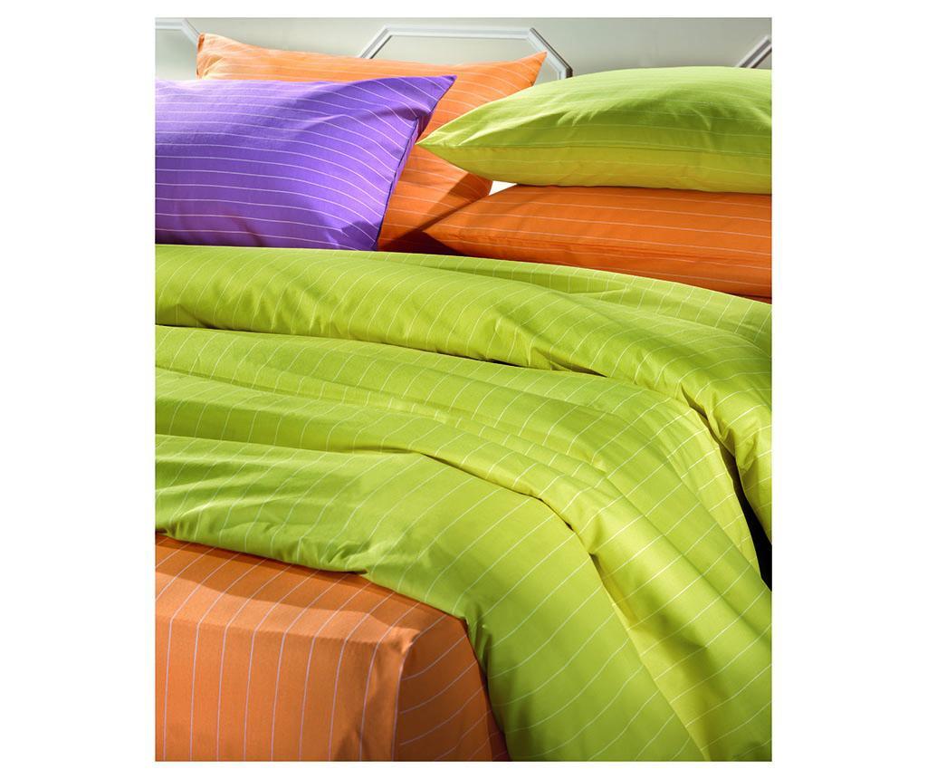 Cearsaf de pat Fasma Lime 160x250 cm