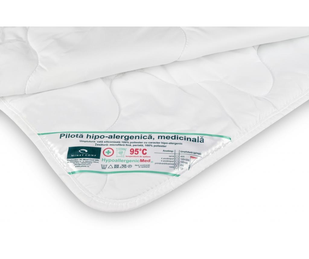 HypoallergenicMed 400g Paplan 200x220 cm