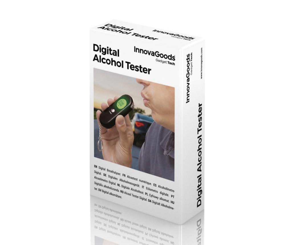 Aparat digital de testat alcoolemia