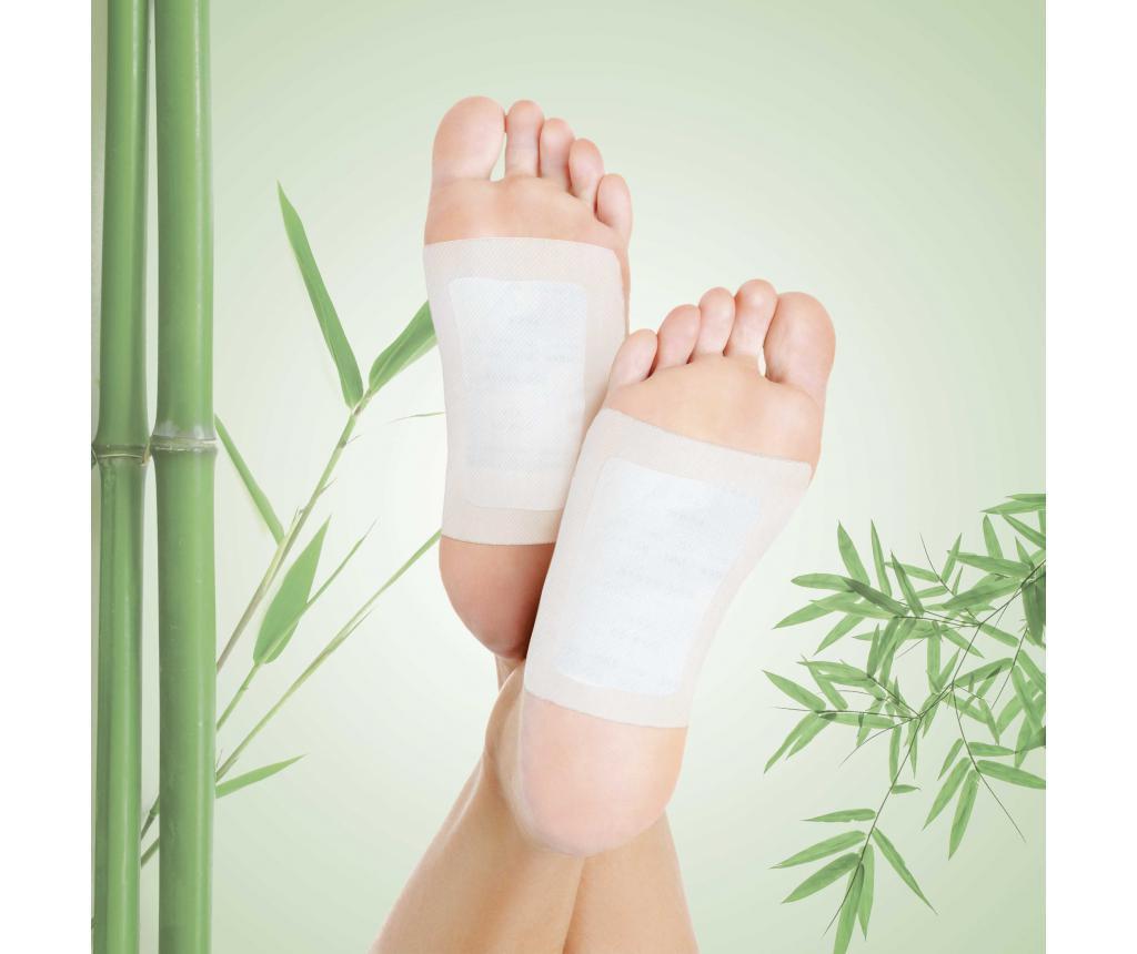 10 plasturi detoxifianti pentru picioare