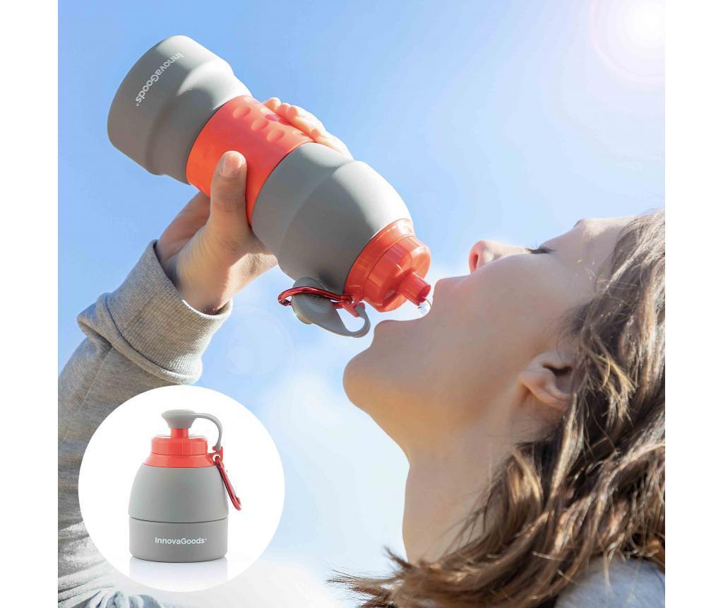 Zložljiva flaška za vodo 580 ml