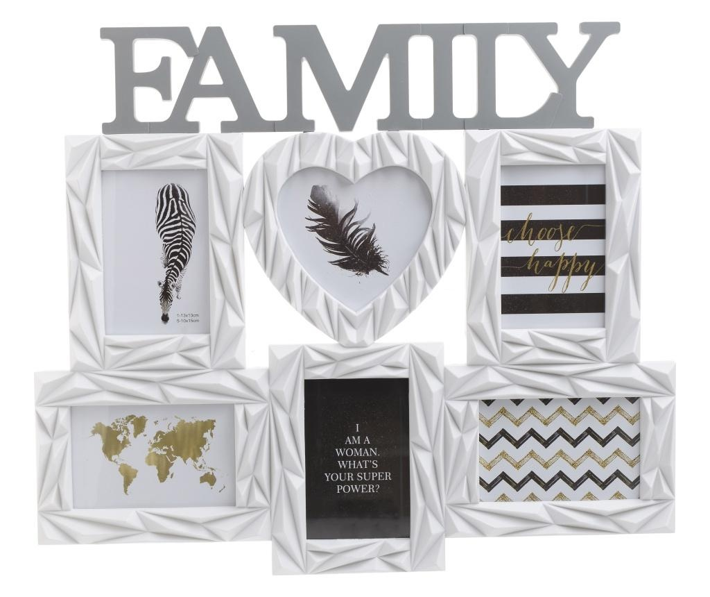 Okvir za 6 slike Family