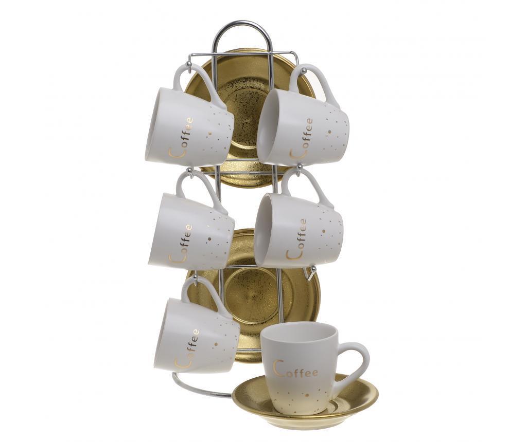 Roby 12 darabos Kávéskészlet