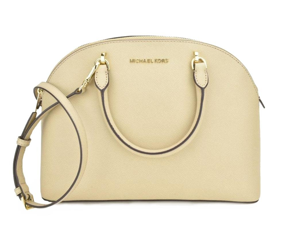 Taška Michael Kors Emmy Satchel Bisque