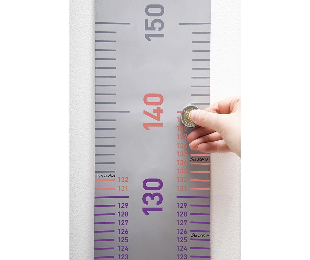 Αναστημόμετρο για παιδιά Peleg Design Grow Up