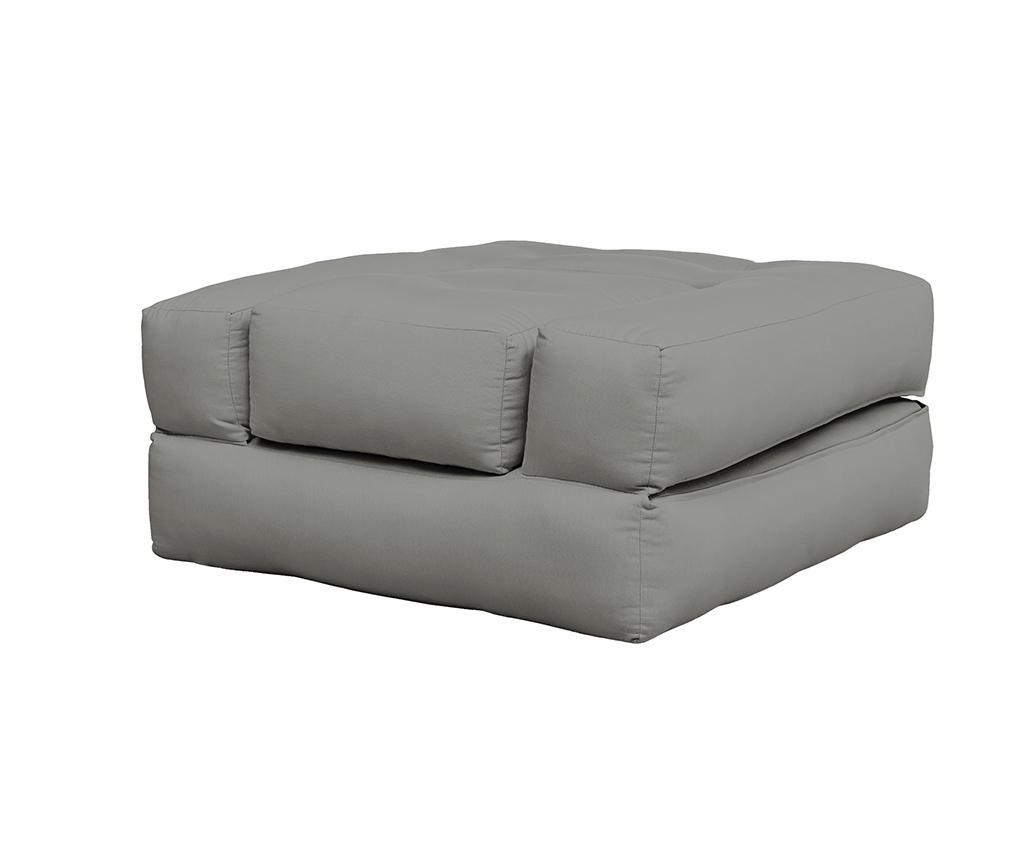 Cube  Grey Kinyitható fotel
