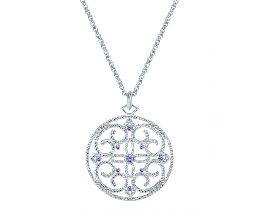 Náhrdelník Swarovski Crystals Silver