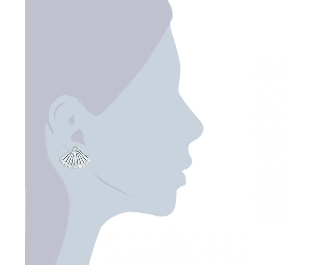 Cercei Pearls White