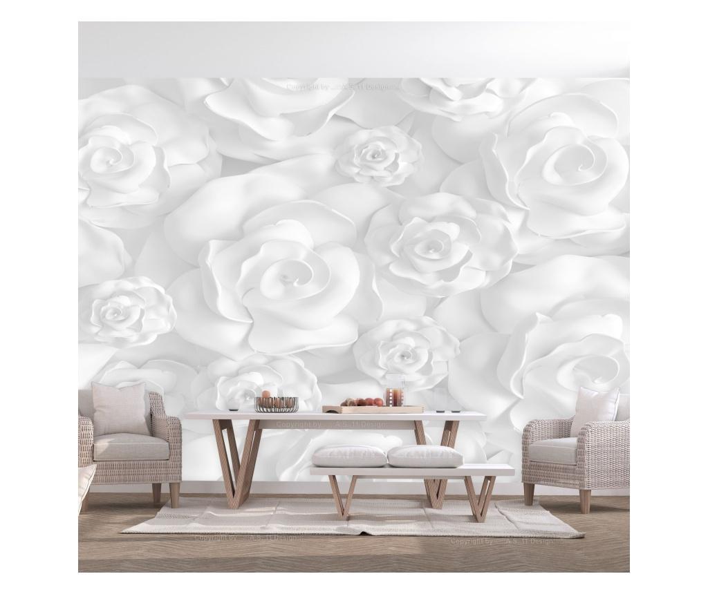 Plaster Flowers Fotótapéta 280x400 cm