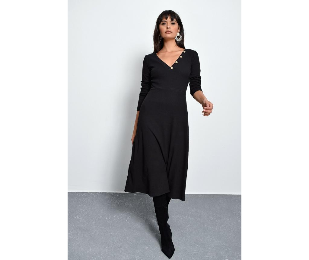 Black Női ruha S