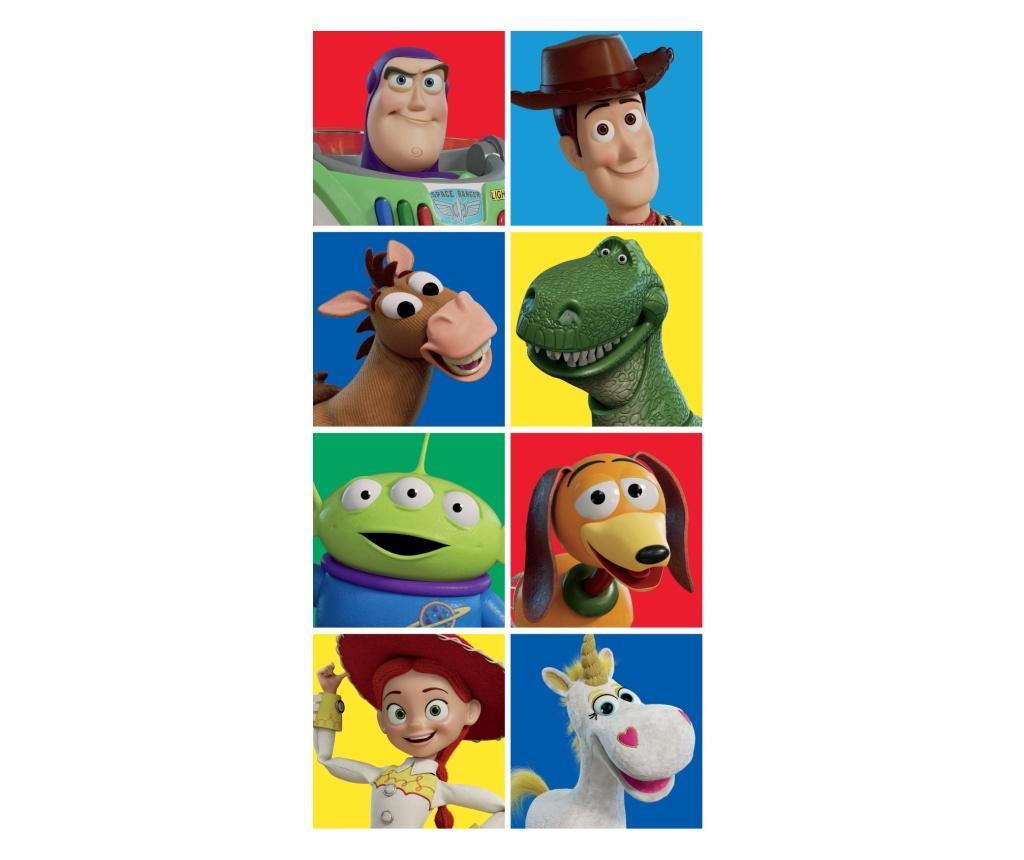 Toy Story Fürdőszobai törölköző 70x140 cm