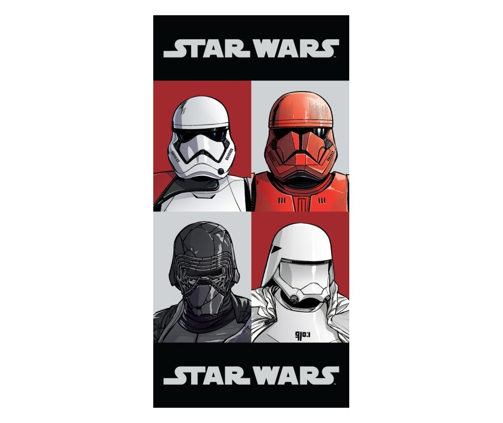 Star Wars Fürdőszobai törölköző 70x140 cm