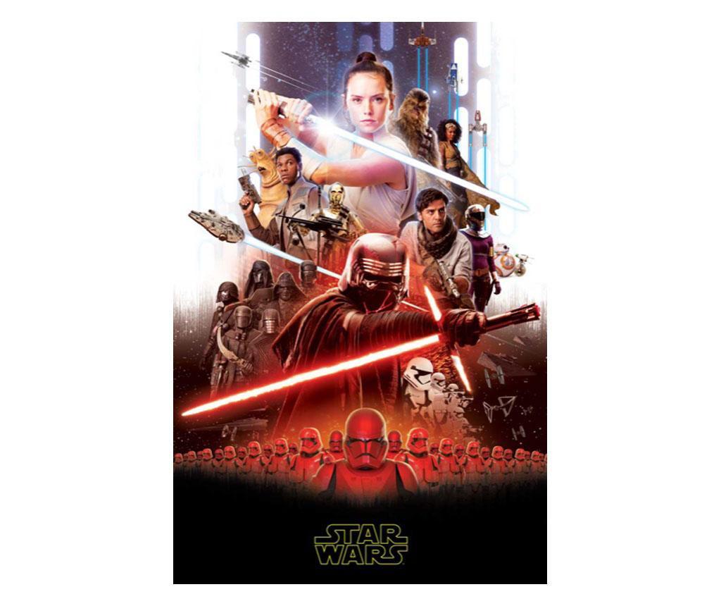 Koc Star Wars 100x150 cm