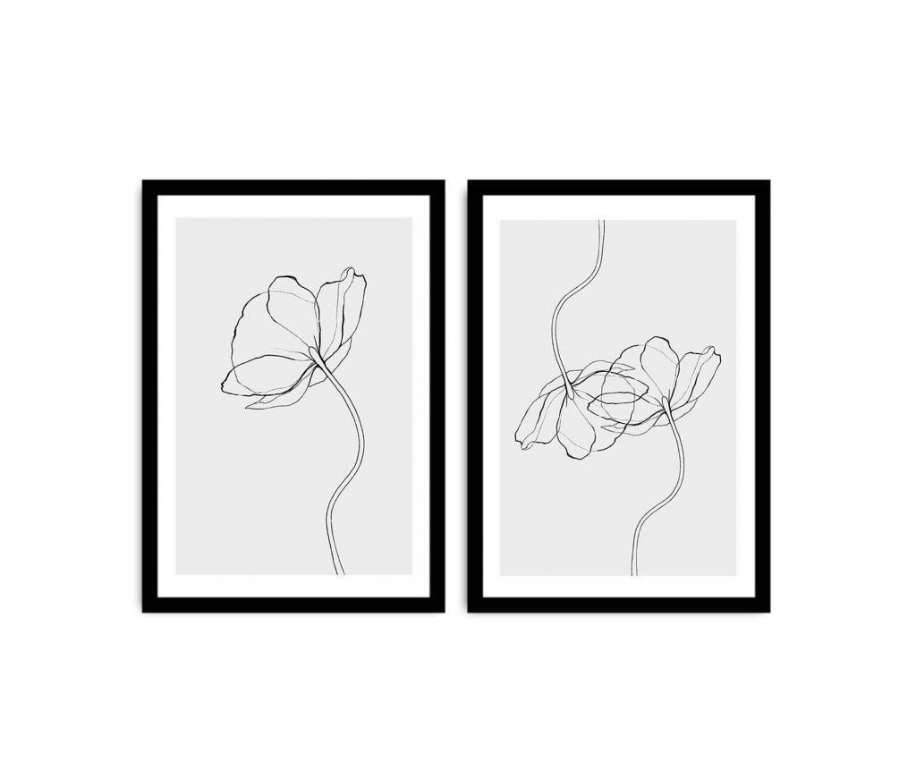Set 2 slike 36x51 cm