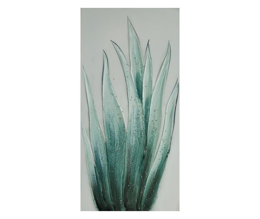 Tablou Aloe Vera 30x60 cm