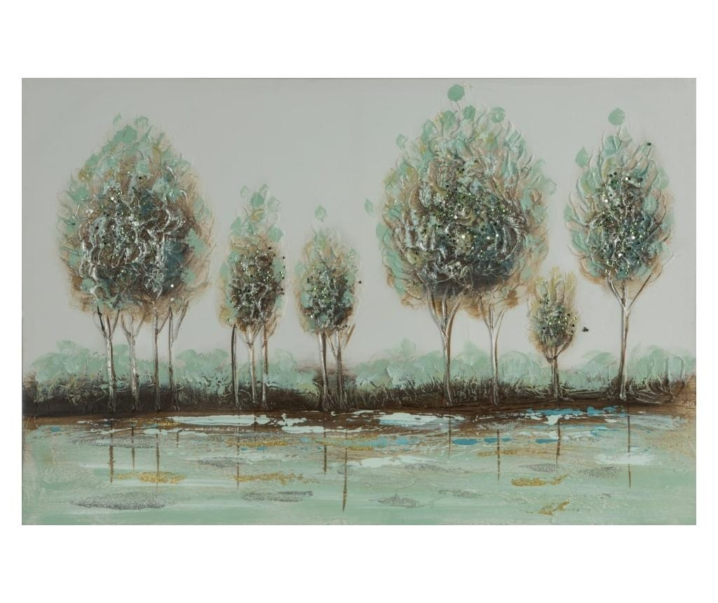Tablou Trees 60x90 cm