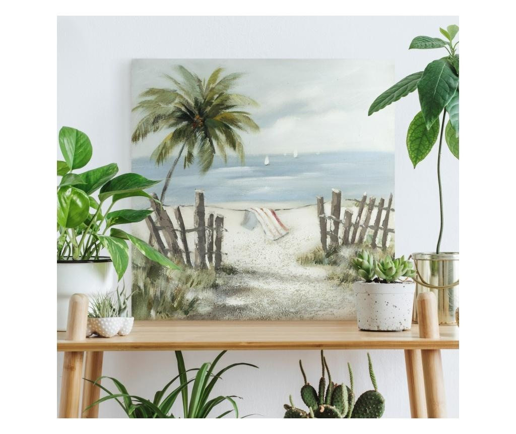 Tablou Beach 60x60 cm