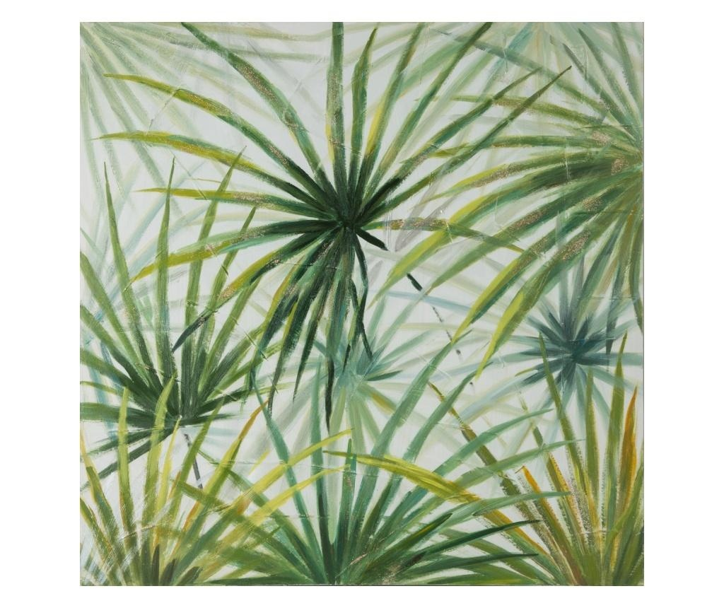 Πίνακας Tropical 80x80 cm