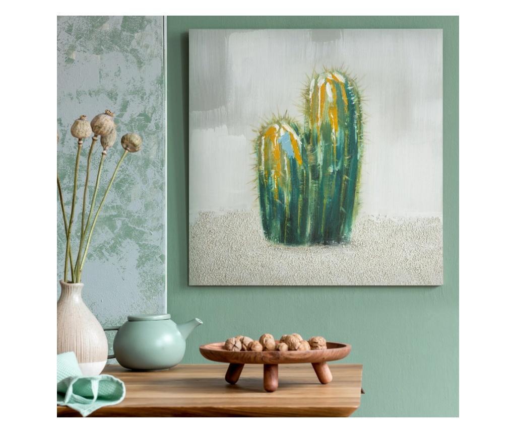 Tablou Cactus 40x40 cm