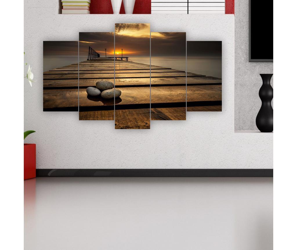 Set 5 tablouri Dacy