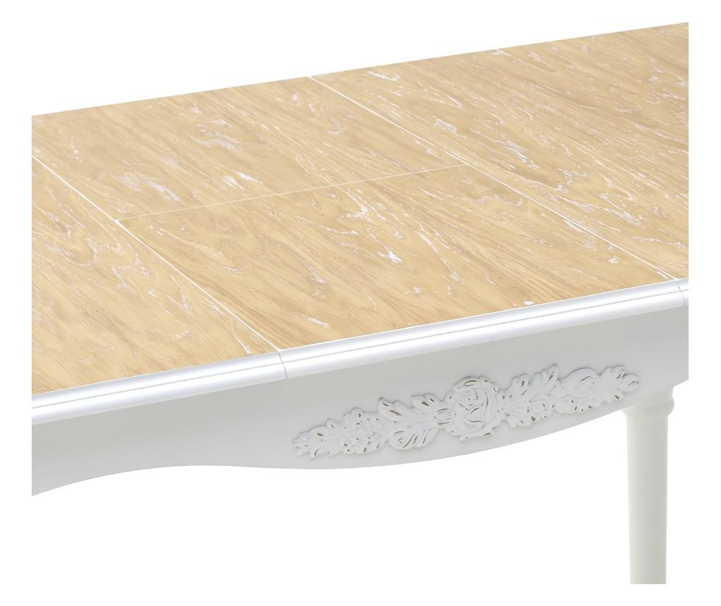 Stol na razvlačenje Wooden Natural