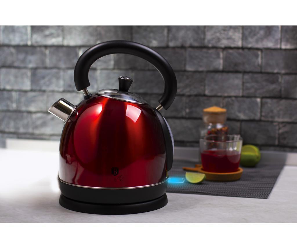 Fierbator electric Metallic Burgundy