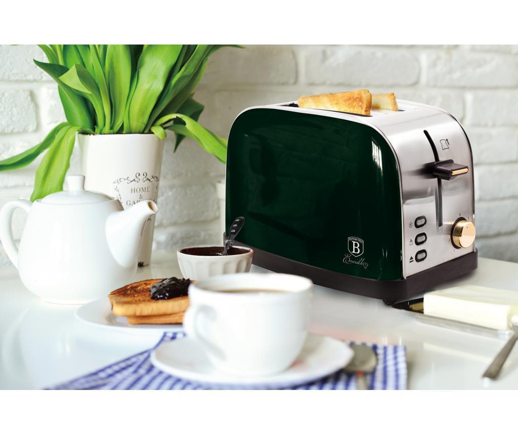 Prajitor de paine Emerald