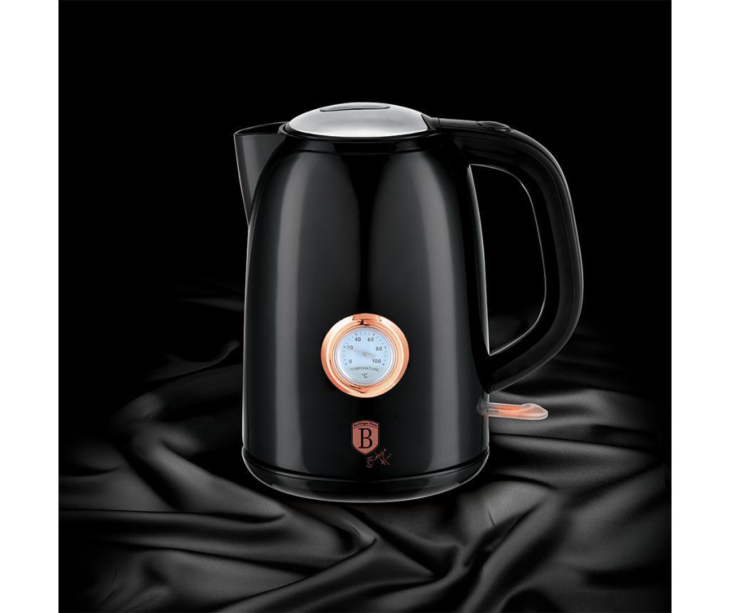 Fierbator electric Black Rose 1.7 L