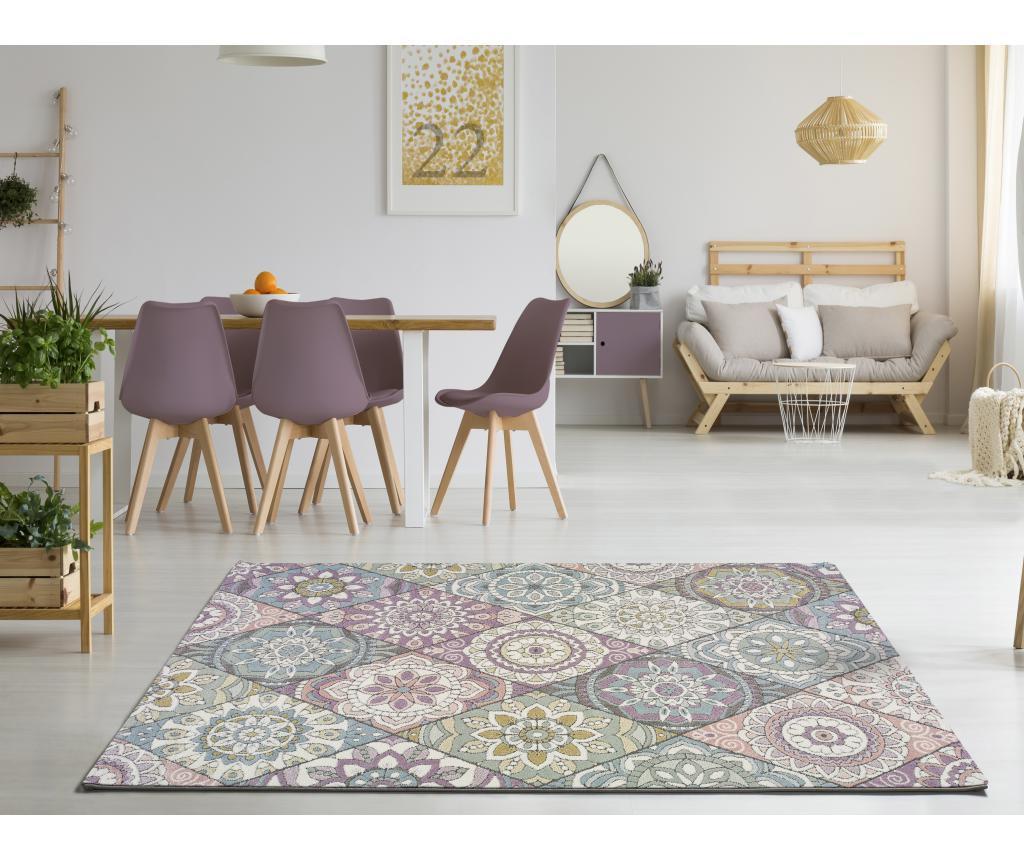 Samy Multicolour Szőnyeg 80x150 cm