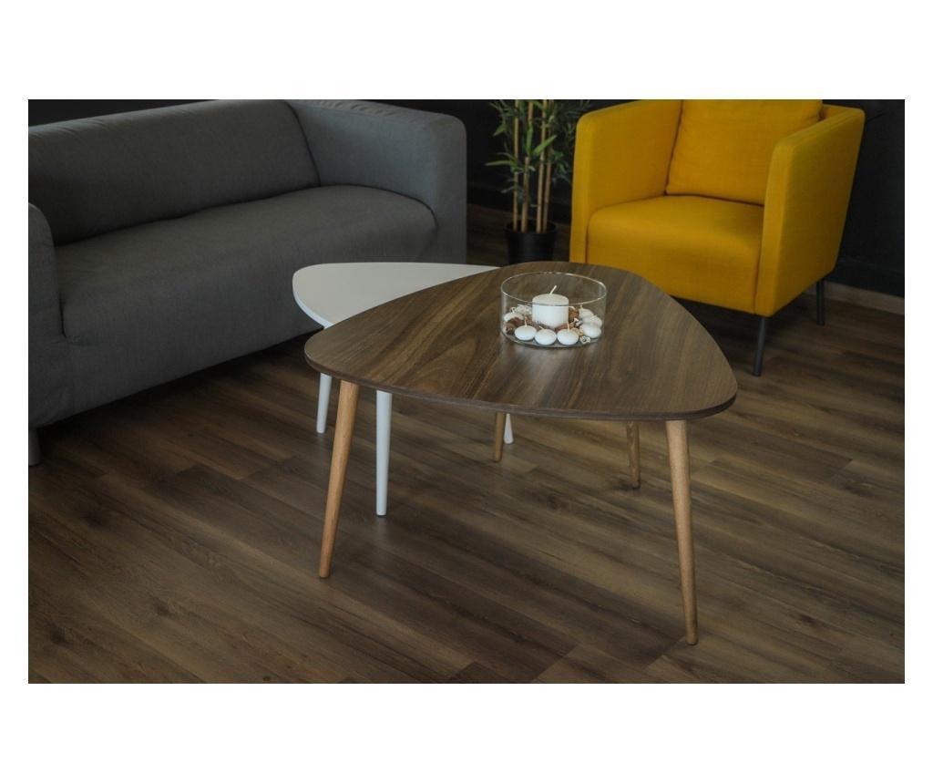Set 2 stolića za kavu