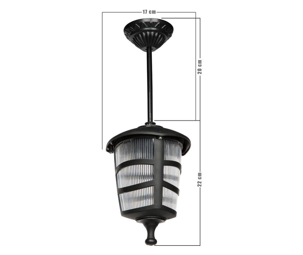 Zewnętrzna lampa sufitowa