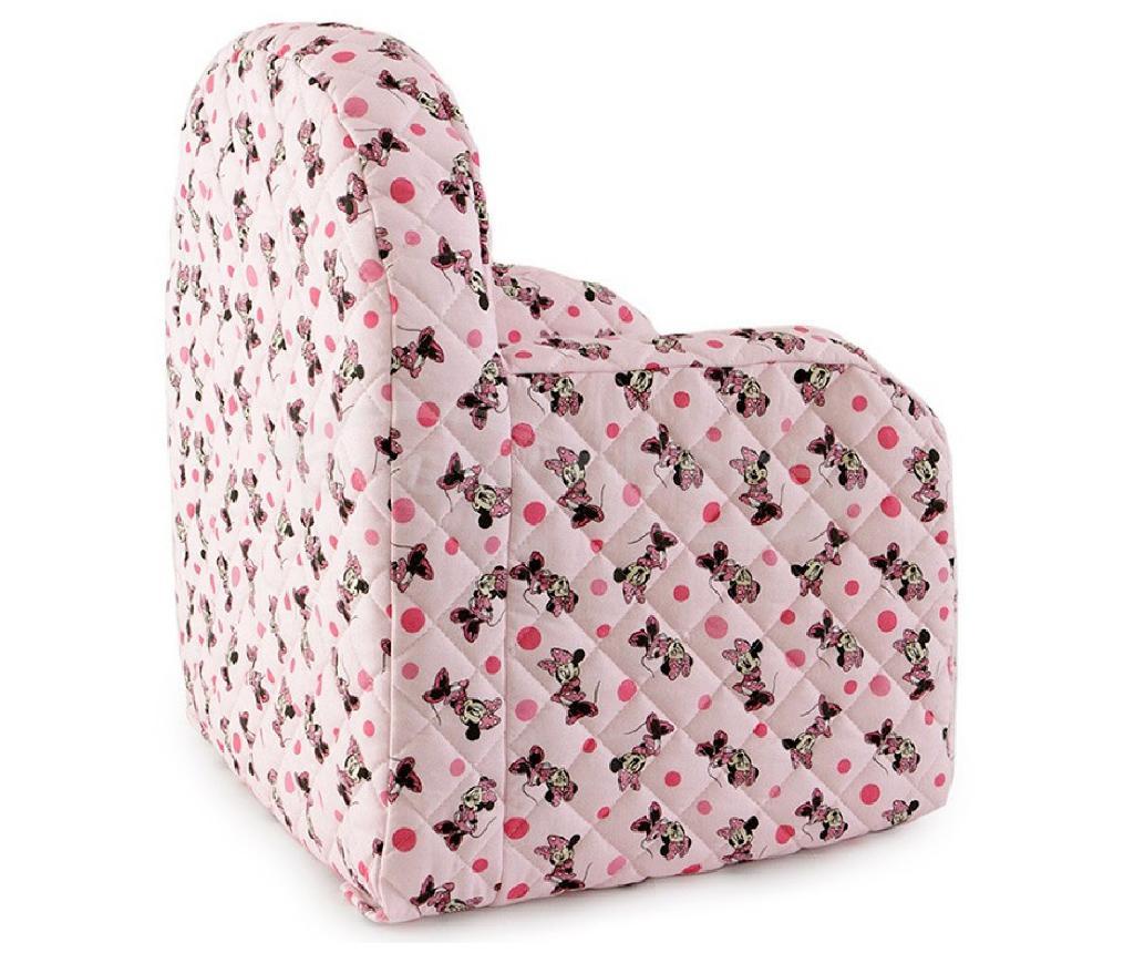 Minnie Mouse Pink Gyerek puff