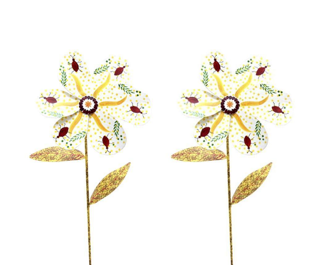 Windy Flowers 2 db Kültéri  dekoráció