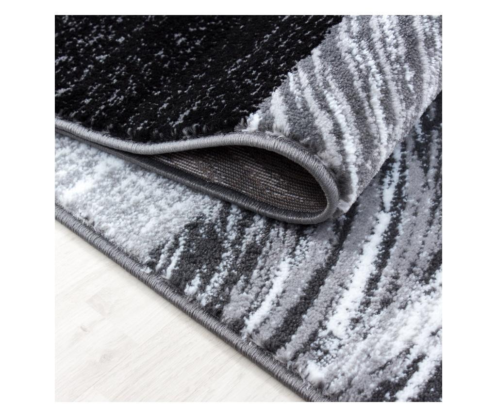 Parma Black Szőnyeg 160x230 cm