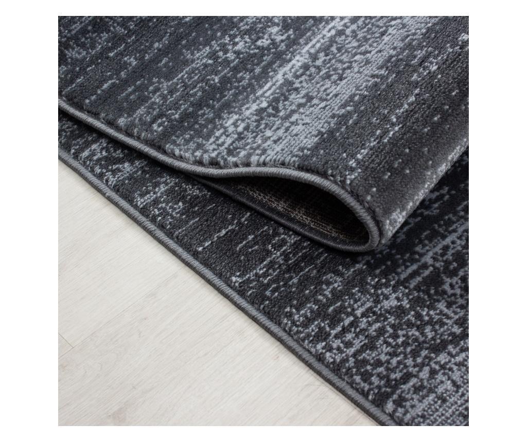 Килим Plus Grey 80x150 см