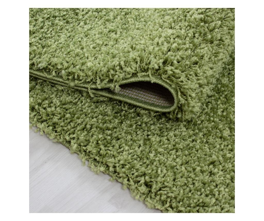 Covor Life Green 120x120 cm