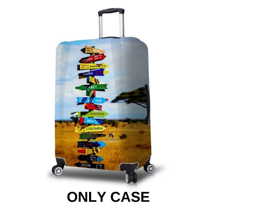 Bőrönd huzat