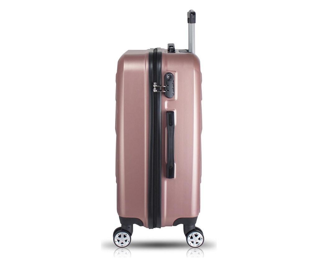 Cross Rose Gold Bőrönd