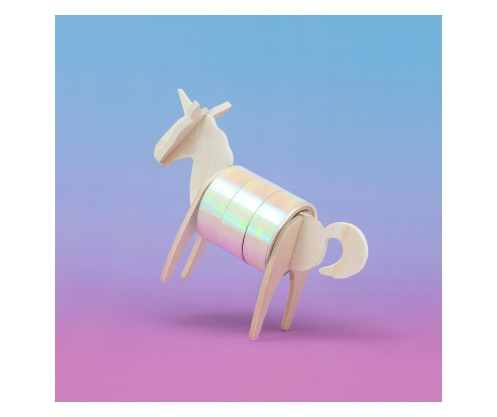 Set 3 role de banda adeziva Unicorn