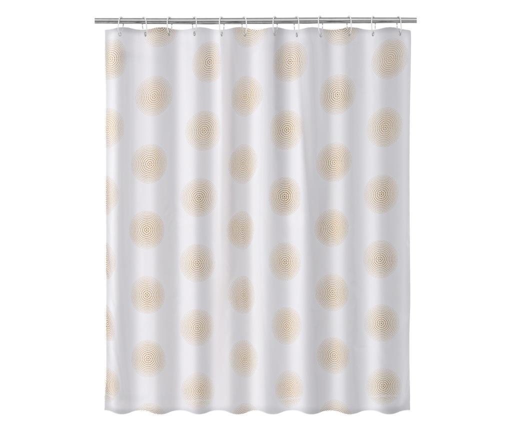 Sprchový závěs Elegance Gold Ii 180x200 cm
