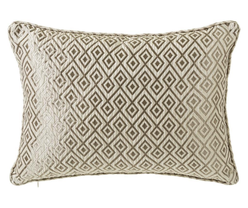 Ukrasni jastuk Poise Beige Gold 33x50 cm