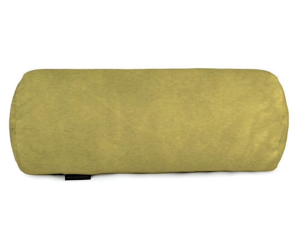 Perna decorativa Nana Yellow 20x50 cm
