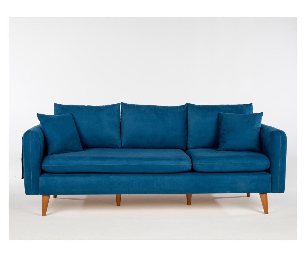 Sofa trosjed Dark Blue