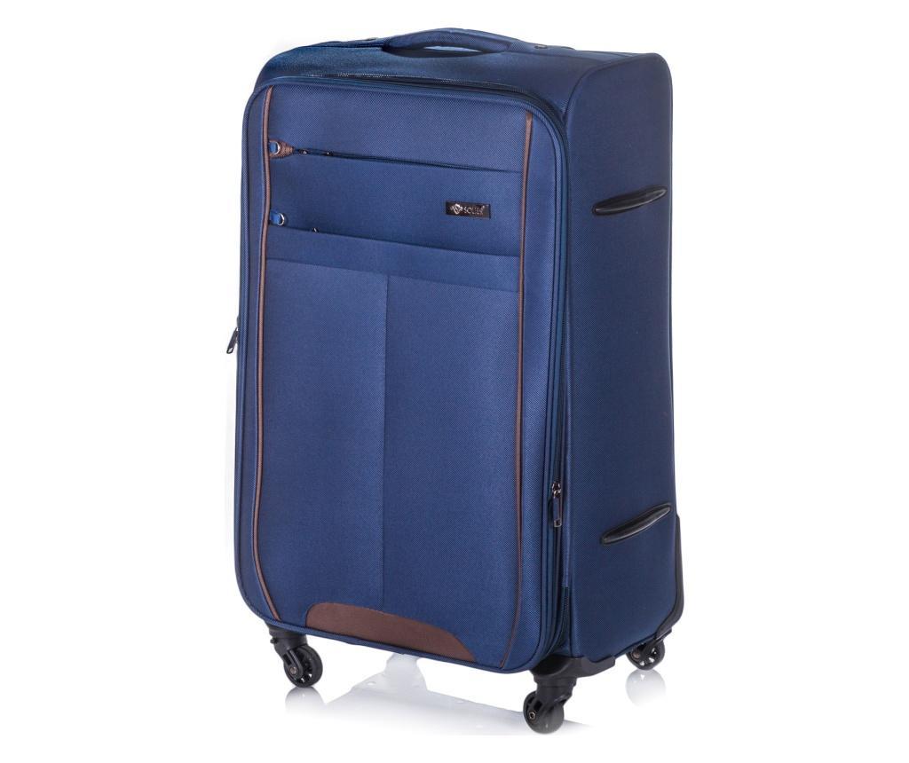 Kolieskový kufor  M